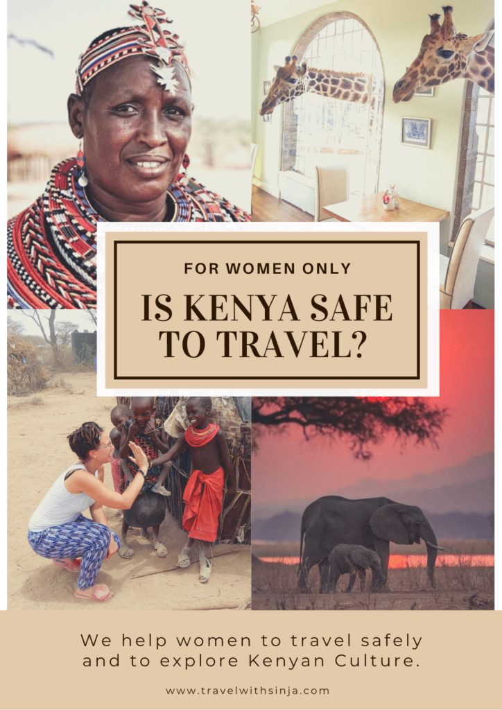 Is Kenya Safe to Travel for solo traveler